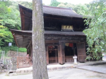 定光寺本堂