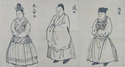 1500年頃描かれた伝雪舟画