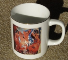 アビニヨンの娘達のカップ