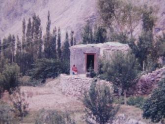 グルミット村の家