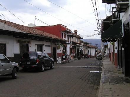 メキシコ旅行 サンタ・クララ・...