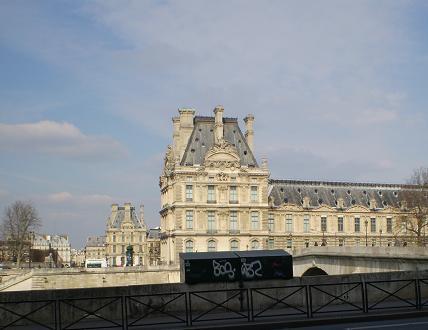 パリの美しい風景