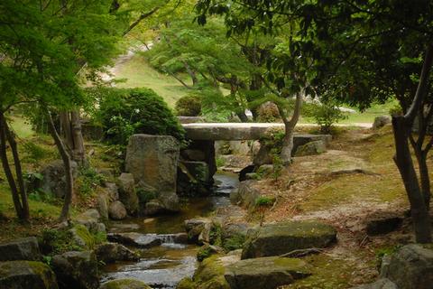ブログ用・毛利庭園6