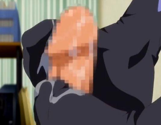エロ姉が近親相姦で生足コキと中出しエッチアニメのサンプル画像3