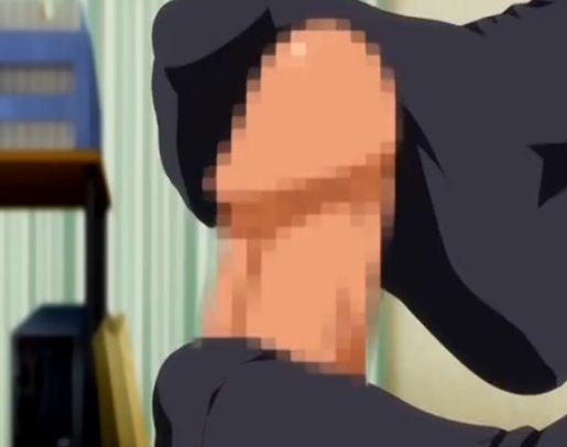 エロ姉が近親相姦で生足コキと中出しエッチアニメのサンプル画像2