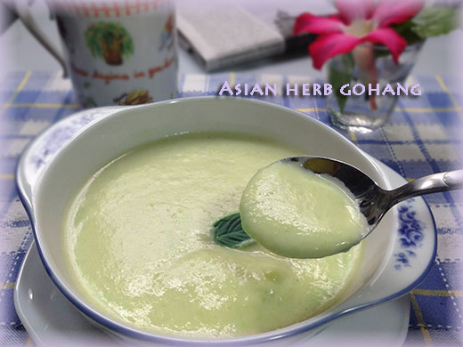 IMG_3974アスパラ豆乳スープ520横試食