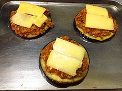 IMG_2307なすのラザーニャP3チーズのせる