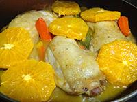 IMG_2124鶏オレンジと煮る7