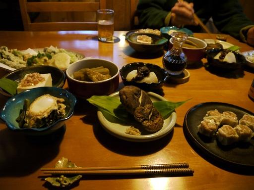 タンポポハウス夕食