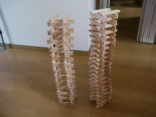 簡単タワー