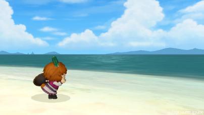 海に向かって叫べ!