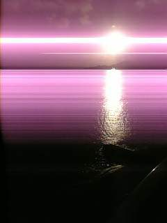 夕日沖縄65