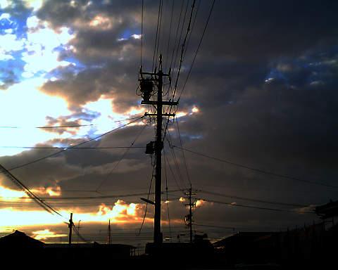 電信柱480