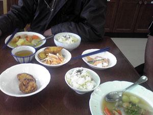 2012年11月21日料理1