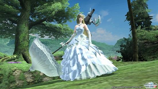 ウェディングドレス4