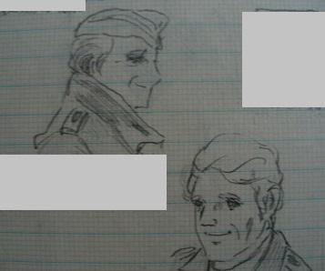 マンシュタイン総帥、ウイルソン大佐