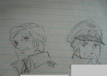 ハモンドとクライスト将軍