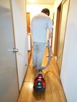 ハウス 掃除機②