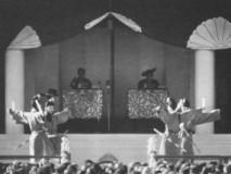 皇紀2600年・舞楽