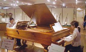 楽器博・デュオピアノ