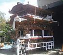 天神社・神輿