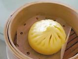 お土産の中華饅頭