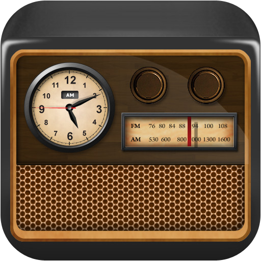 Radio Alarm Clock - Listen to 50,000 stations from around t