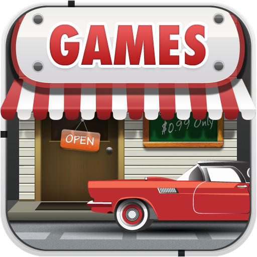 Games Store