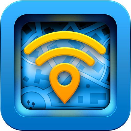 WiFi Offline Map. Wi-Fi Passwords and Tips from foursquare®