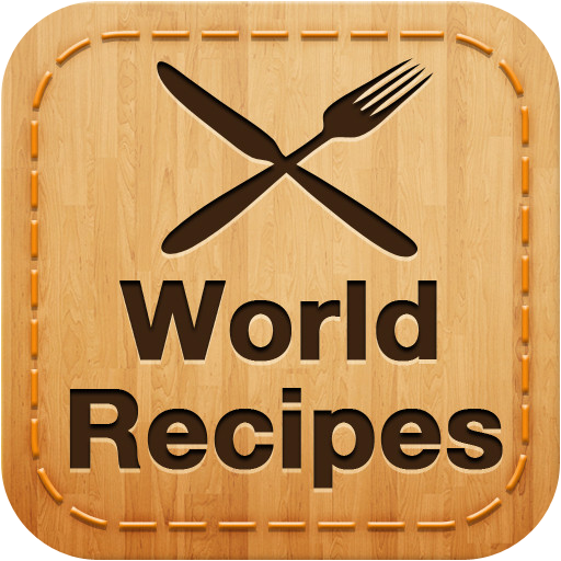 World Recipes - cooking gourmet in the world