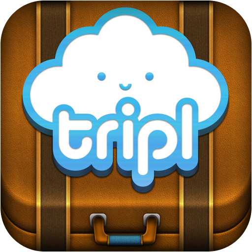 Tripl - Social Discovery Of Where Friends Travel