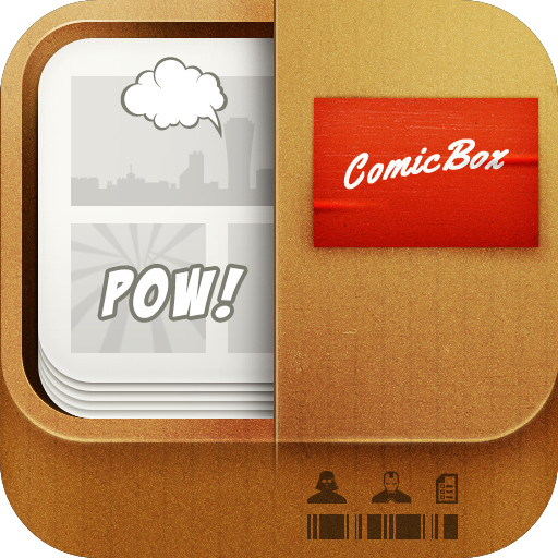ComicBox for iPad
