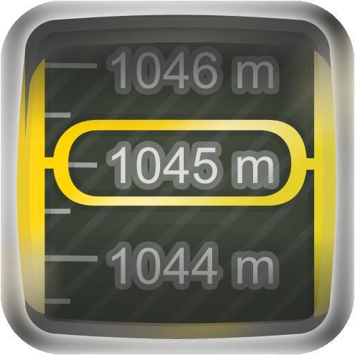 iPhone Höhenmesser