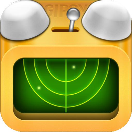 Gipsy_ GPS alarm clock