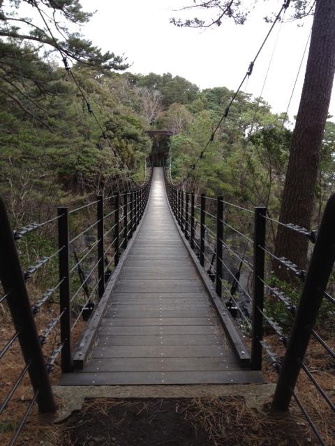 伊豆 吊り橋 2013