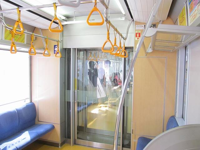 東京メトロ10000系による東急東横線での先行営業運転_4