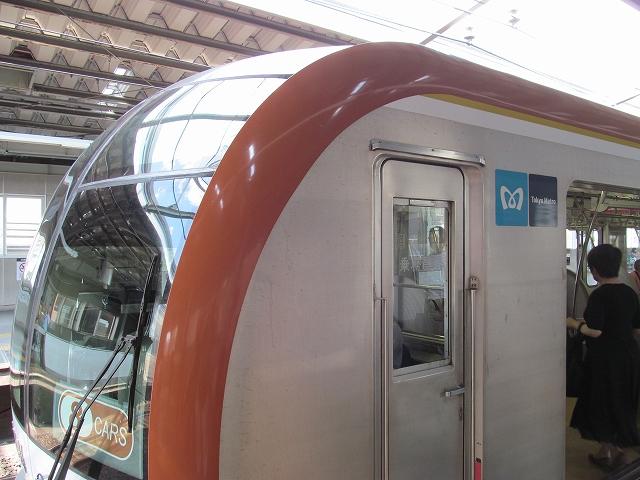 東京メトロ10000系による東急東横線での先行営業運転_2