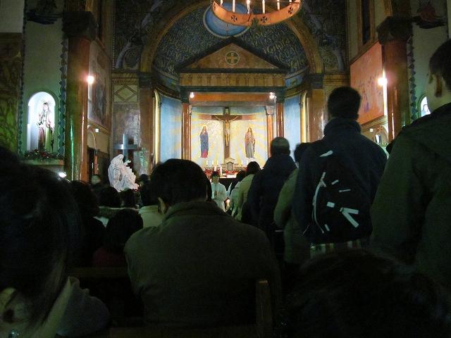 聖体拝領の行列_1