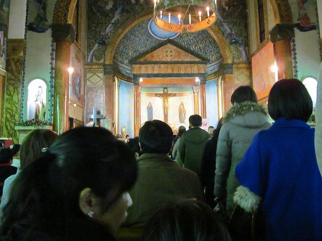 聖体拝領の行列_2