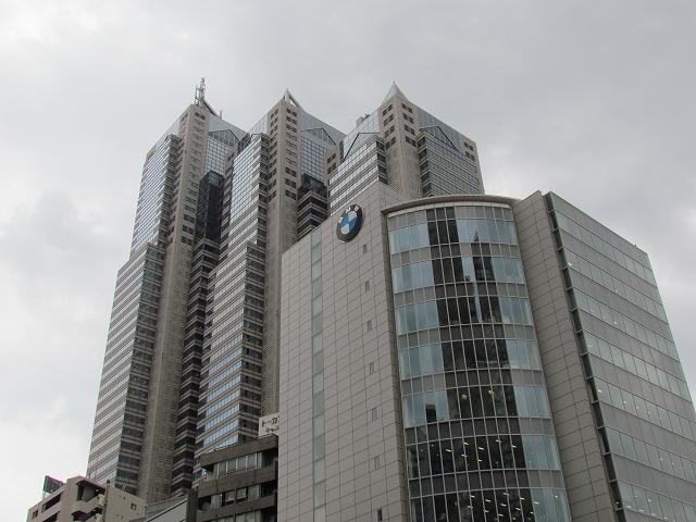 新宿パークタワー_2