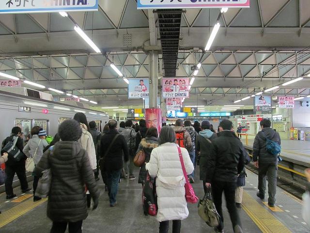 東横線渋谷駅_1