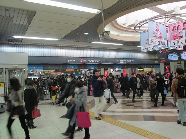 東横線渋谷駅_3