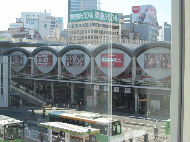 東横線渋谷駅_4