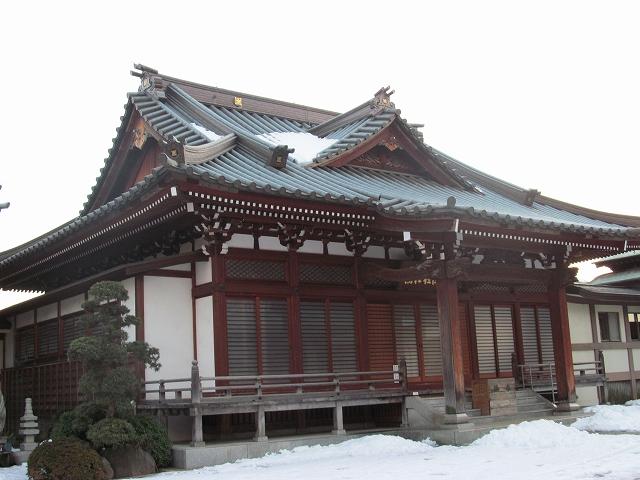 正覚寺国柱法窟