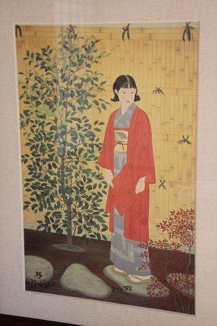 吉祥寺時代の會水庵を描いた作品