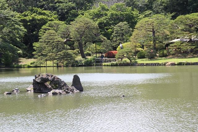 蓬莱島と臥龍石_3