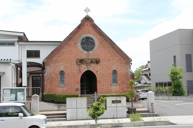 日本聖公会長野聖救主教会