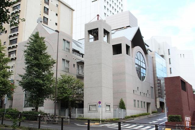 日本キリスト教団渋谷教会_2