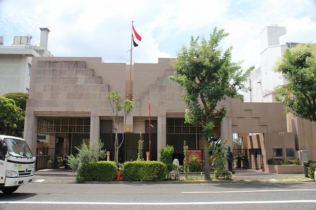 エジプト大使館_7