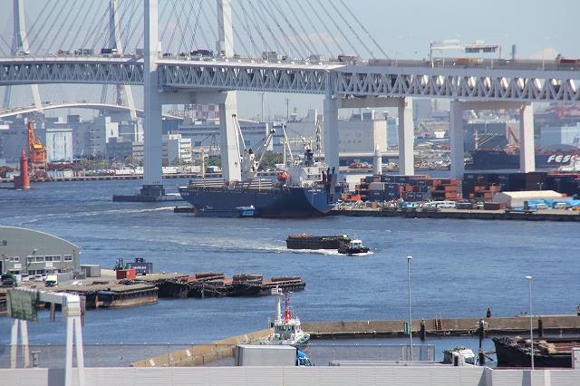 港の見える丘からの眺め_3